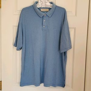 Father's Day! SALE Tommy Bahama Polo XL Men's Blue